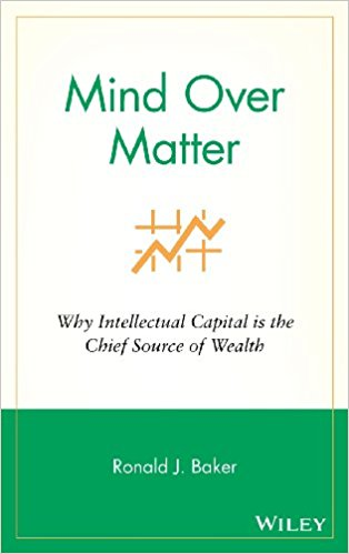 Mind Over Matter - Ronald Baker book cover