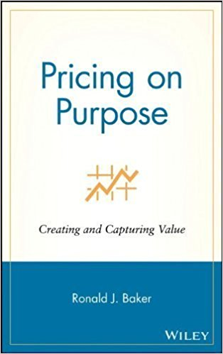 The Professional's Guide to Value Pricing - Ron Baker book cover