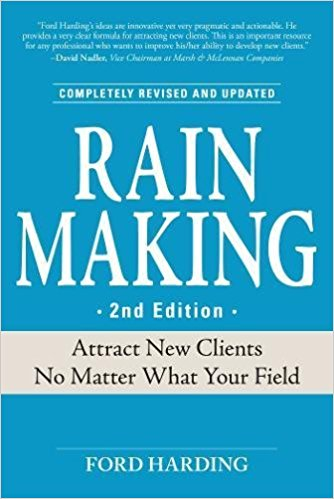 Rain Making - Ford Harding book cover